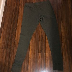 Army green thermals